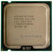 Процессор Core 2 Duo от ноутбука MSI PR300.