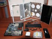 Предлагаем оригинальные комплектующие к ноутбукам Asus , Acer, Lenovo и