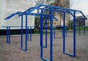 Спортивное оборудование  для уличных площадок-  производим.