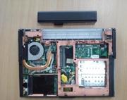 Кулер от ноутбука MSI VR420