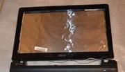 Верхняя часть корпуса от ноутбука  Asus X52N