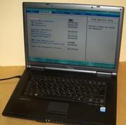 Продам на запчасти ноутбук Fujitsu Siemens Esprimo Mobile V5535 (разбо