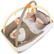 Коврик развивающий для новорожденных Quatro Maty Yogi