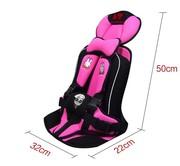 Детское мобильное авто кресло