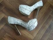 Туфли женские новые р.39, 5 - 40
