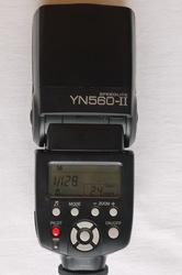 вспышку Yongnuo Speedlite Yn-560 II