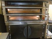 Продам бу подовою печь Bongard M4FE SOLEO