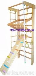 Шведская стенка,  спортивный уголок,  лестница . Доставка бесплатно.