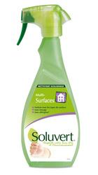 Экологическое средство для очистки мебели Soluvert