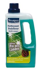 Концентрат для мытья полов на основе соснового масла Starwax (1 л.)