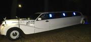 Ретро-лимузин  «Эксклюзив» для тематического праздника