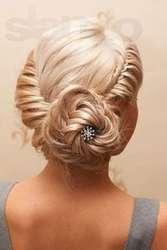 Плетения,  прически с косами и макияж торжества