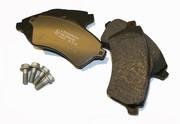 Колодки тормозные задние Range Sport 3.6D 2012- (LR055455)