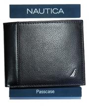 Кожаный кошелек Nautica