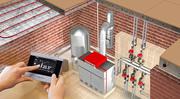 Проектирование и монтаж систем отопления,  систем водоснабжения