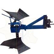 Продам оборотный плуг двухкорпусный плн 1-20 р на мотоблок