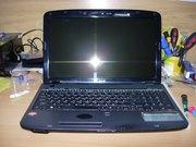 Продам по запчастям ноутбук Acer Aspire 5542G (разборка и установка).