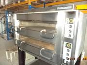 Печь для пиццы электрическая двухкамерная PIZZAMASTER PM 732E