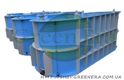 Резервуары для транспортировки воды и КАС до 15м3 Залещики Кадубовцы