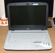 Продам по запчастям ноутбук Acer Aspire 4315 (разборка и установка).