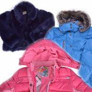 Детские зимние куртки KANZ,  Steiff