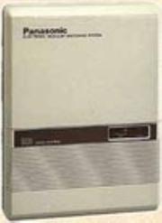 Продается аналоговая гибридная мини-АТС Panasonic KX-T30810B