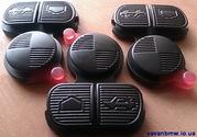 BMW е36, е46, е39, е38 кнопки на ключ (3 кн) дорестайл.