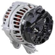 Генератор Bosch VW Polo,  Audi A2;  12 вольт 140 ампер;  Бош 0124525027.