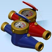 счетчики воды турбинный Гросс