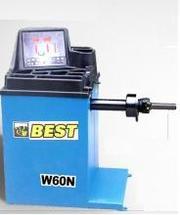 Балансировочный станок Best W60 с диаметром вала 40