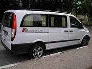 Автомобильные перевозки пассажиров по городу,  области и Украине