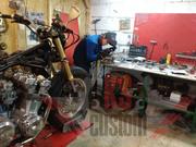 Выхлопная система: мотоцикла,  скутера,  мотороллера,  мопеда