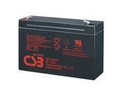 Качественный аккумулятор CSB 6В/V 12Ач/Ah до детского электромобиля (м
