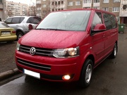 Прокат авто  Volkswagen T5  8+1 мест с водителем