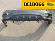 Бампер задній для Бід С6,  BYD S6,  Бид С6