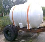 Резервуары для транспортировки воды и КАС до 15м3 Кременец Дубно