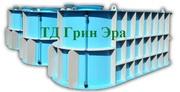 Агро-емкость для перевозки КАС 10000 литров Бережаны Калуш