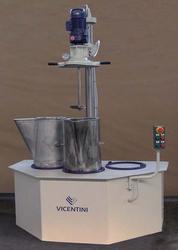 Установки для вакуумирования гипсовой смеси