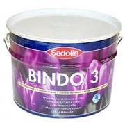 Sadolin Bindo 3 (Садолин Биндо 3) водоэмульсионная краска 10