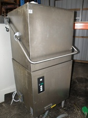 Продается купольная посудомойная машина Zanussi LS9P б у
