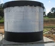 Сборные емкости для воды,  накопительные резервуары до 3000 м3