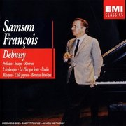 2 компакт-диска с музыкой Клода Дебюсси
