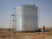 Сборные накопительные резервуары до 3000 м3