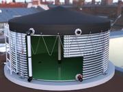 Модульные  резерввуары от 18 до 3000 м3