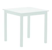 Колтон белый - стол обеденный