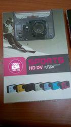 Экшн камера для спорта Водонепроницаемый корпус Камеру Экшн для спорта