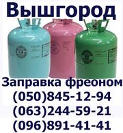 Устранение утечки,  пайка,  заправка фреоном, замена компрессора, Вышгород
