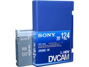 Кассеты новые DVCAM,  HDV Sony PDV-124N есть 300 штук