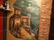 Художественная роспись стен и потолков,  аэрография на стенах, стекле