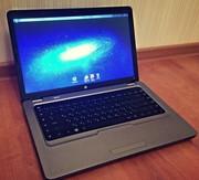 Ухоженный,  деловой ноутбук HP Compaq G62.